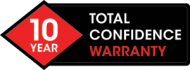 Total Confidence Warranty logo