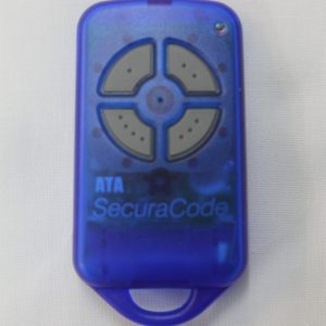Blue color ATA PTX4 Handset with battery