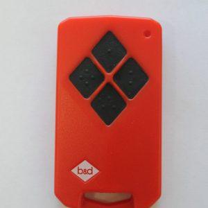 Red color B&D Enclosure set