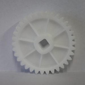 ATA GDO-2/7 Helical gear white on grey background