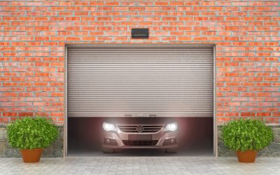 The Latest Safety Features in Garage Doors
